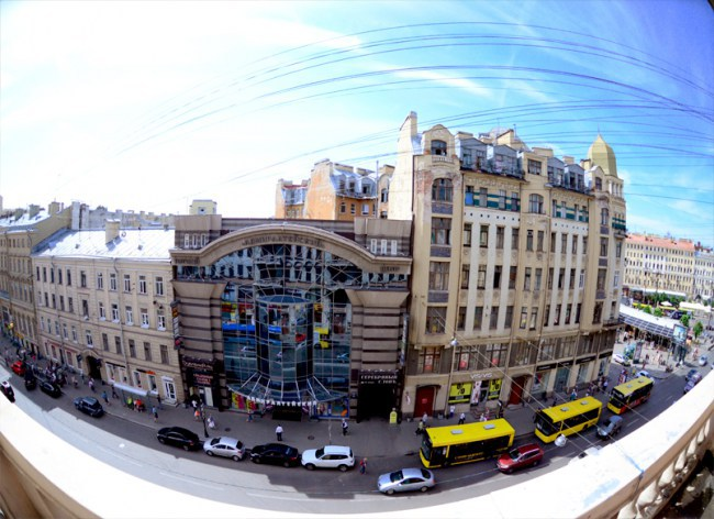 Фотография новости Новые хостелы в Санкт-Петербурге