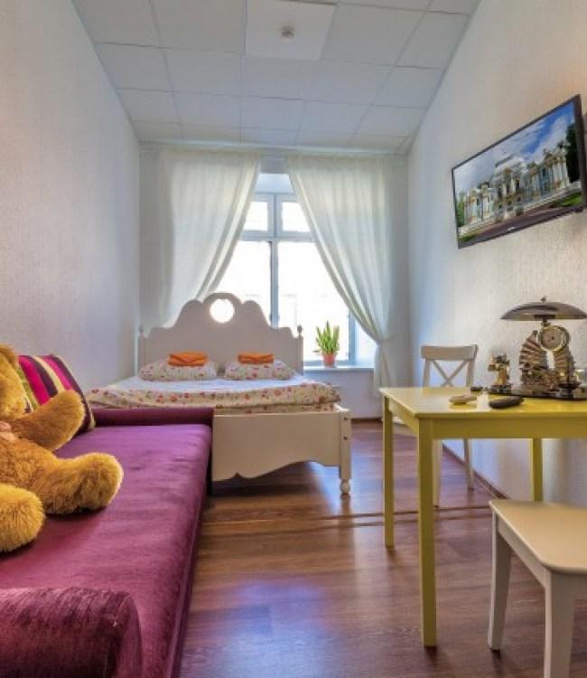 Новый хостел в Санкт-Петербурге - Друзья на Литейном
