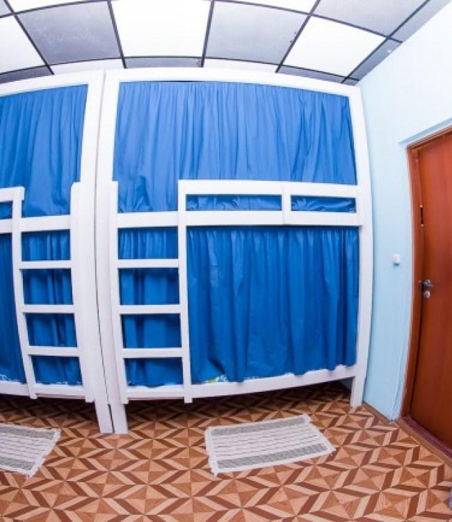 Новый хостел в Санкт-Петербурге - Уютная гавань