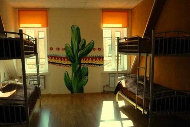 Фотография новости Новогодние акции от лучших хостелов Санкт-Петербруга